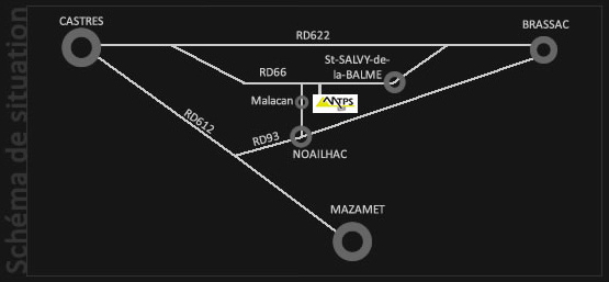 MTPS-Midi-Pyrénées-Tarn - Ground blasting, specialized works, public works