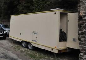 MTPS : Cabanes de chantier autonomes