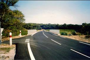 Génie civil : réfection et élargissement de ponts